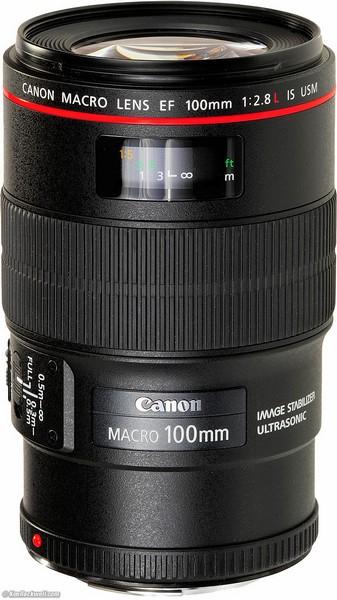 CANON 100 28 MACRO L