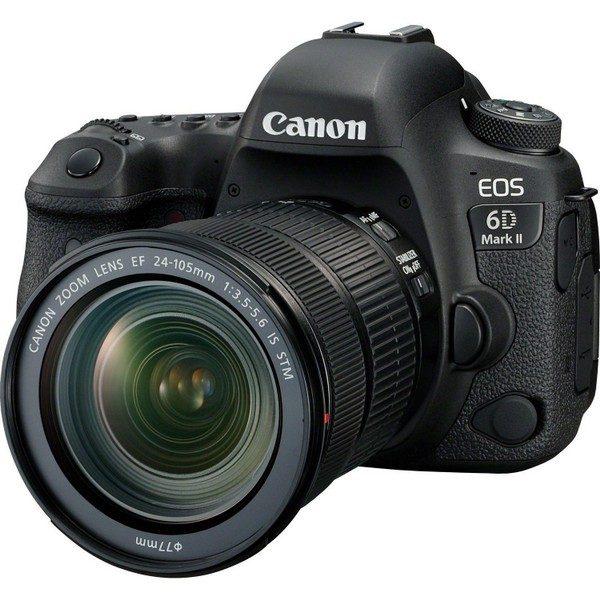 CANON 6D MARK II 24 105 STM