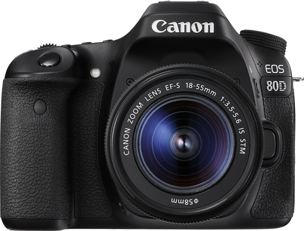 CANON EOS 80 18 55 IS
