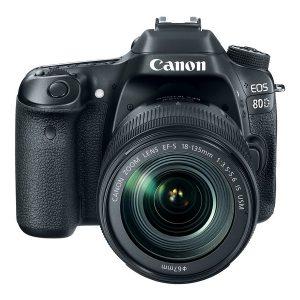 CANON EOS 80D NANO 18 135