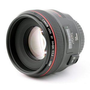 Canon 50 1.2L USM 1