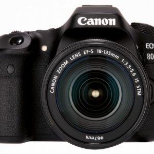 Canon EOS 80D 18 135 STM