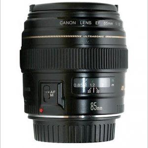 Canon ef 85 1 8