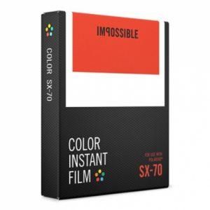 IMPOSSIBLE SX70 COLORE  1