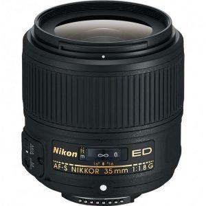 NIKON 35 1.8 FX
