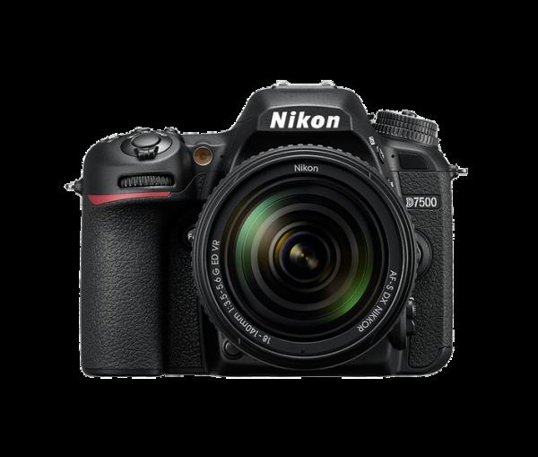 NIKON D7500 18 140