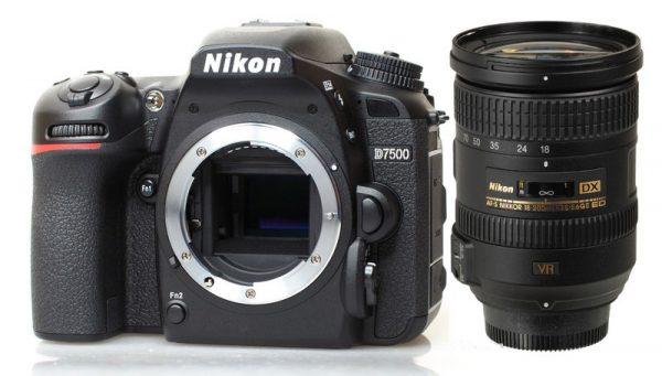 NIKON D7500 18 200 VR