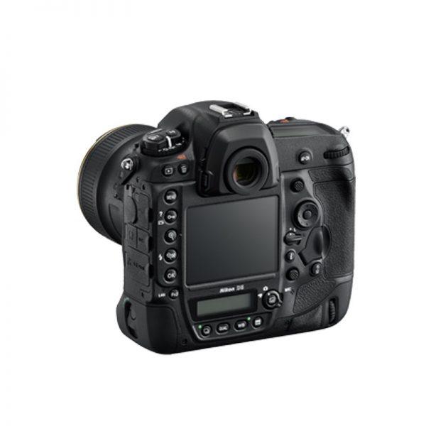 Nikon D5 Dual xqd retro