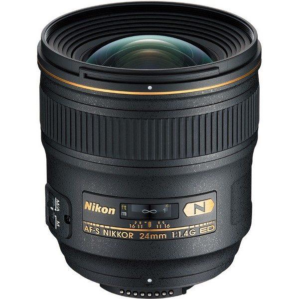Nikon 24mm f 1 4G