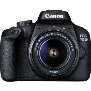 canon 4000d 18 55 dc iii