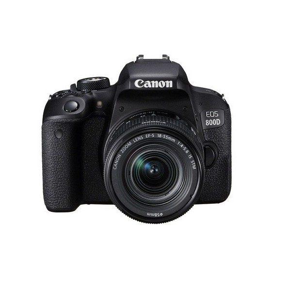 canon eos 800D 18 55