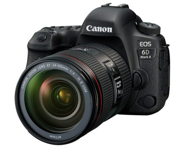 canon 6d mark ii 24 105 L IS II