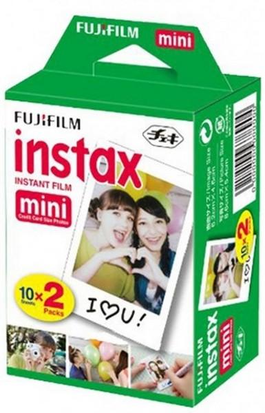 confezione pellicola per fujifilm instax mini 2X10 1