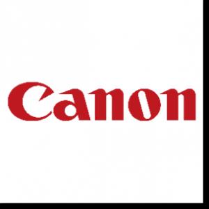 logo canon vetrina 5lr375rs