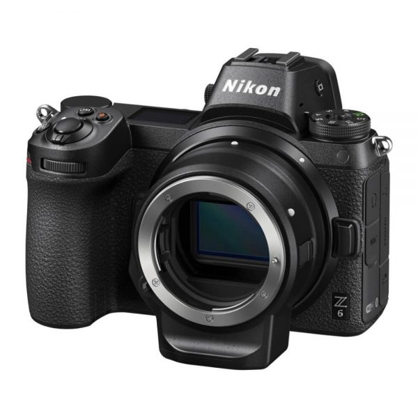 NIKON MIRRORLESS Z6 FTZ
