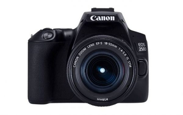 CANON 250D CON 18 55 IS