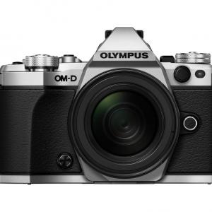 olympus E M5 MARK II 12 50 SILVER
