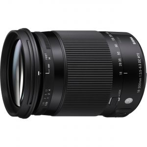 SIGMA 18 300 CONTEMPORARY