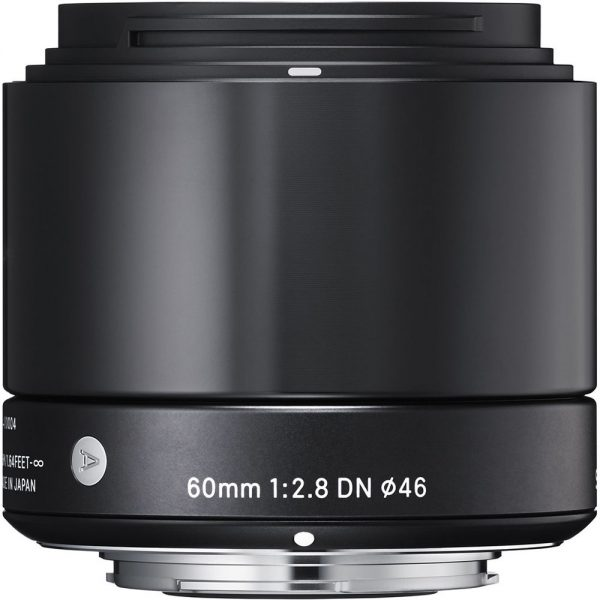 SIGMA 60mm F2.8 DN A E mount