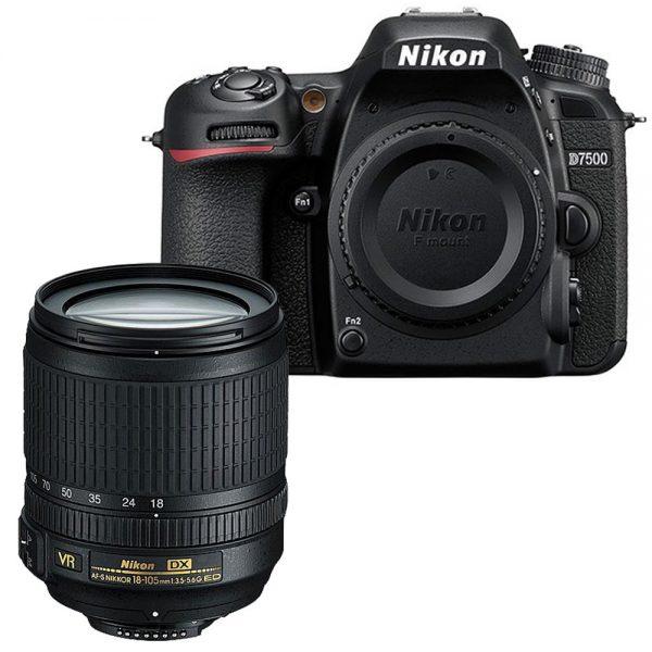 Nikon D7500 18 105