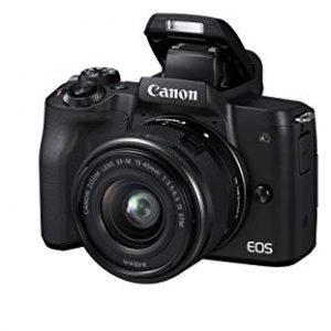 CANON EOS M50 15 45