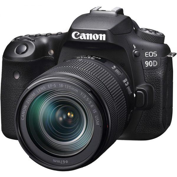 canon 90d 18 135