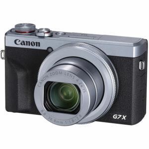 CANON G7X III SILVER