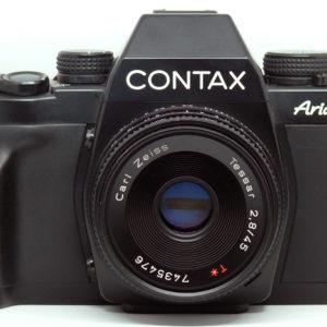 CONTAX ARIA CON TESSAR 45 001