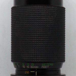 VIVITAR 70 210 PKA 001