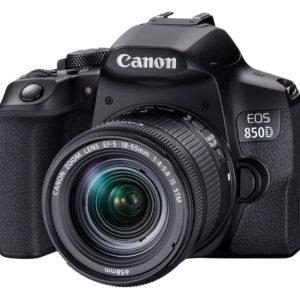 CANON 850D 18 55