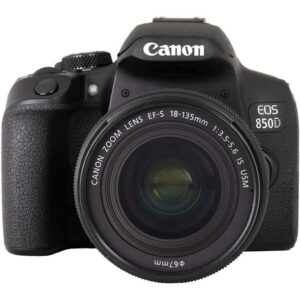 CANON 850D 18 135 USM