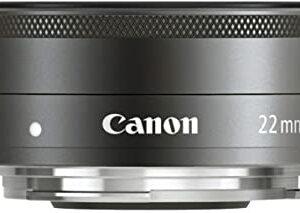 Canon EF m 22mm 2 STM