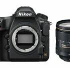 NIKON D850 CON OBIETTIVO AF-S 24-120 F4 VR