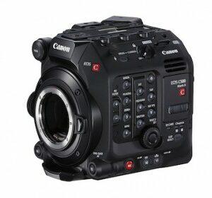 canon c500 ii